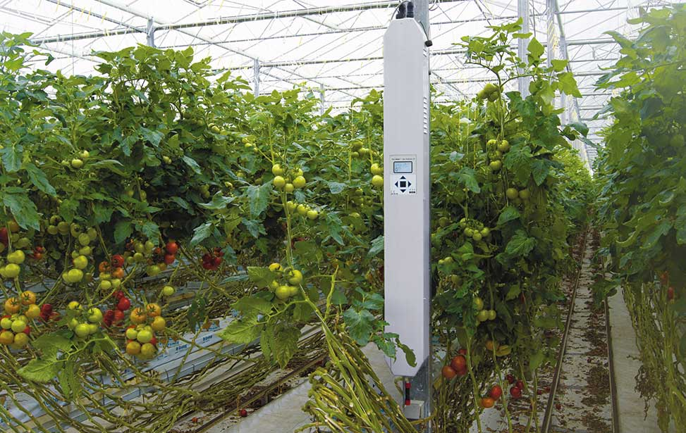 Protect Your Crop Against Harmful Exhaust Gasses From Co2